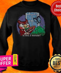 Awesome Is This A Monster Owl Sweatshirt