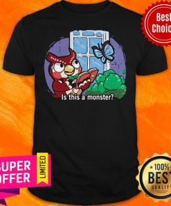 Awesome Is This A Monster Owl Shirt