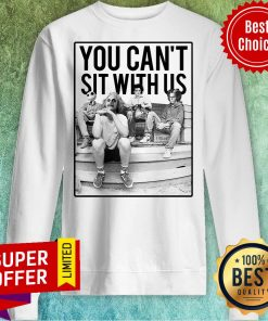 Horror Characters Minor Threat – Salad Days You Can't Sit With Us Sweatshirt