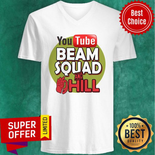 Nice Beam Squad Merch And Hill V-neck