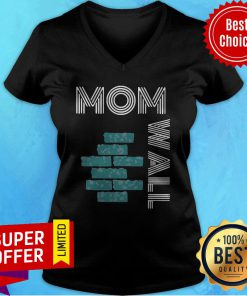 Funny Moms Of Wall V-neck