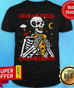 Official Give Me Pizza Shirt