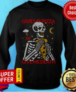 Official Give Me Pizza Sweatshirt