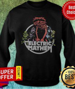 Premium Muppets Electric Mayhem Sweatshirt