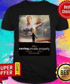 Top Ken And Karen A 2020 Film Saving Private Property Shirt