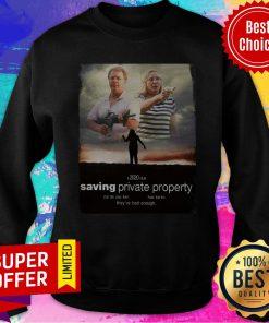 Top Ken And Karen A 2020 Film Saving Private Property Sweatshirt