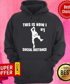Awesome The Elf This Is How I 1 Social Distance Hoodie