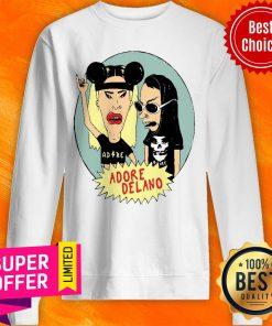 Premium Devayne Merch Adore Delano Sweatshirt