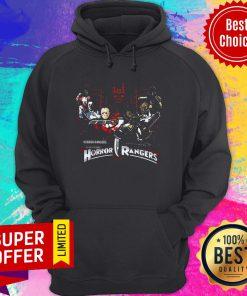 Top Halloween Mighty Morbid Horror Rangers Hoodie