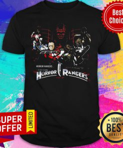 Top Halloween Mighty Morbid Horror Rangers Shirt