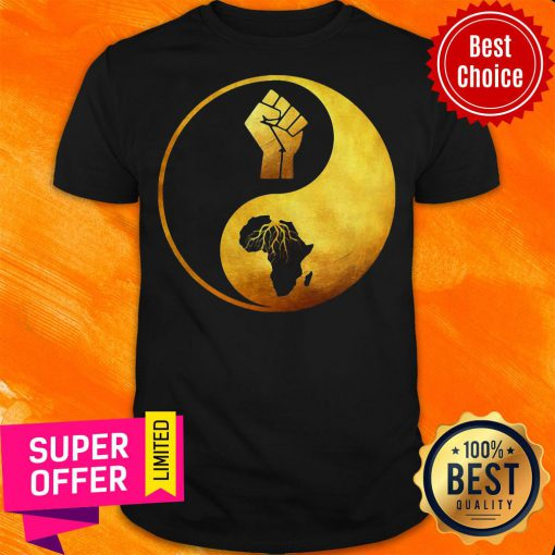 Awesome Proud African Roots Shirt