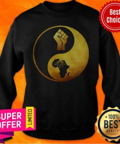 Awesome Proud African Roots Sweatshirt