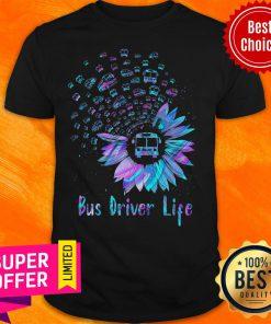 Funny Bus Driver Life Shirt