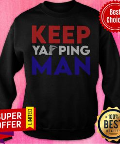 Awesome Keep Your Ping Man Sweatshirt