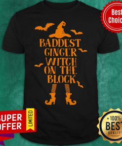 Awesome Baddest Hinger Witch On The Block Shirt