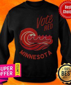Vote Red Minnesota Republicans Election 2020 Sweatshirt