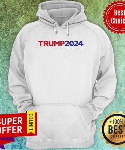 Nice Donald Trump 2024 Hoodie