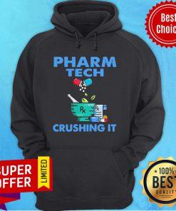 Official Pharm Tech Crushing It Hoodie