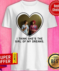 Michael Cera And Mary Elizabeth I Think She's The Girl Of My Dreams Shirt