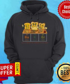 Official Baker The Elements Of Strength And Love Hoodie