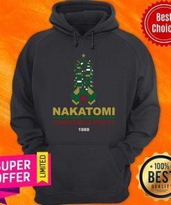 Top Nakatomi Plaza Christmas Party 1988 Hoodie