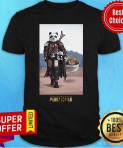 Good The Pandalorian Shirt