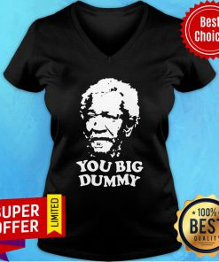 Official Dirty Ugly Face Old Man V-neck