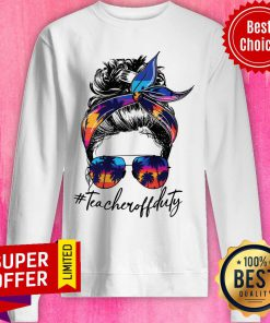 Premium Girl Teacher Off Duty Sweatshirt