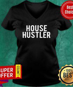 Official House Hustler V-neck
